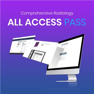 Comprehensive Radiology All-Access Pass image