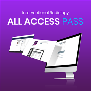 Interventional Radiology All-Access Pass image