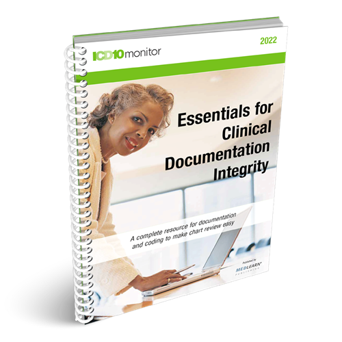 2019 Essentials for Clinical Documentation Integrity book image