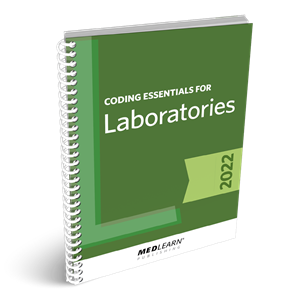 2021 Coding Essentials for Laboratories book image