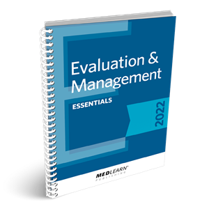 Evaluation & Management Essentials book image
