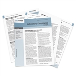 laboratory compliance manager newsletter