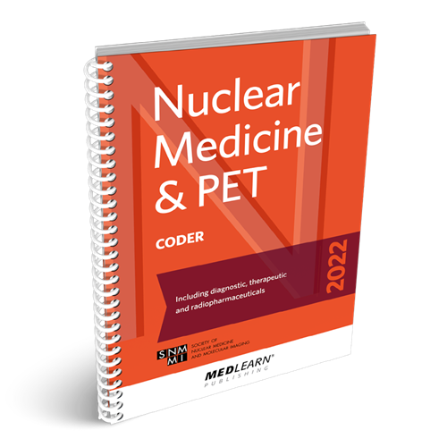 Nuclear Medicine & PET Coder book image
