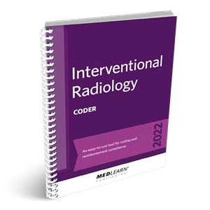 Interventional Radiology Coder