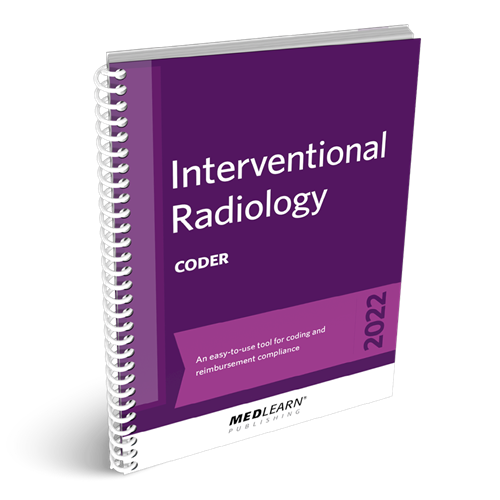 Interventional Radiology Coder book image