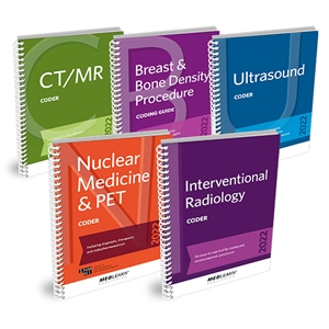 2020 Radiology Coding Education Bundle image