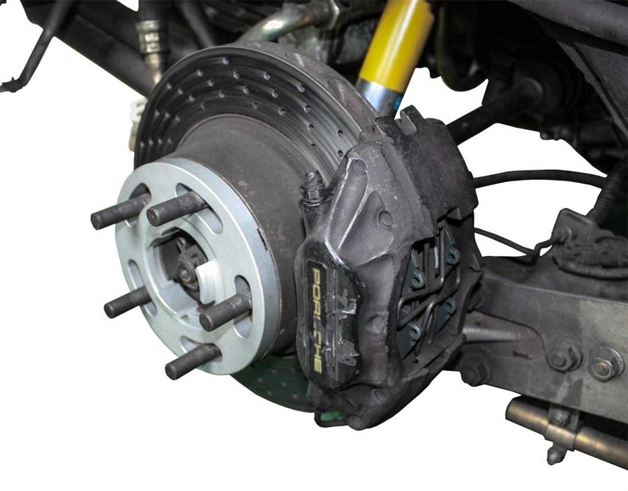 R 5010 Hub Centric Wheel Spacers