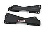 R-9071 Side Mount Brackets for Sparco Evo, Sparco Pro 2000 (for manual stock sliders) - 911(1999 - present), Boxster, Cayman