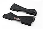 R-9072 Side Mount Brackets for Sparco Evo, Sparco Pro 2000 (for manual stock sliders) - 911(1999 - present), Boxster, Cayman