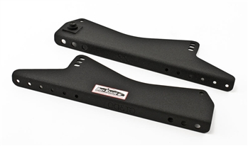 R-9080 Side Mount Brackets for GT3 Race Seat (for floor mounting) - 911(1999 - present), Boxster, Cayman - Driver Side