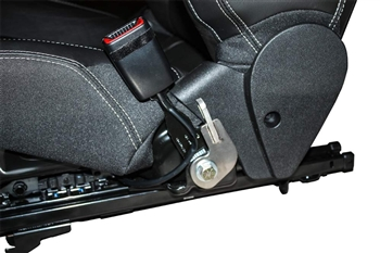 R-9150 Inside Lap Belt Mount Kit - 2010+ Camaro