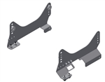 R-9221 Seat Mounts for OEM Sliders (Passenger 430mm-460mm wide)