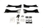 R-9224 Seat Mounts for Cobra Nogaro to OEM sliders