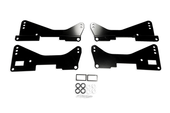R-9286 Cobra Nogaro Seat Mounts for OEM S​liders (E90, E91, E92, E82, F80, F81, F82, F30, F31, F32)