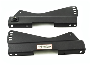 R-9751 Side Mount Brackets for OMP-HTE Seats (for manual stock sliders) - 996/986