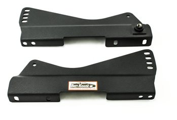 R-9752 Side Mount Brackets for OMP-HTE Seats (for manual stock sliders) - 996/986