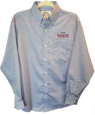Executive Tri-Mountain Long Sleeve Shirt