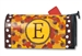 "E Fall Follies ""E"" Monogram Mail Wrap®"