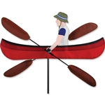 Canoe Motion Art Spinners