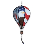 "Patriotic Eagle 16"" Hot Air Balloon"