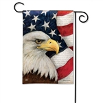 American Eagle Decorative Flag