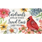 Cardinals Appear Floormat
