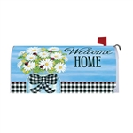 Daisies & Ladybugs Magnetic Mailbox Cover