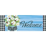 Daisies & Ladybugs Signature Sign