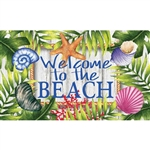 Beach Welcome Floormat