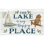 Lake Happy Place Floormat
