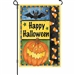 "HALLOWEEN SMILES Decorative Garden Size Flag - 12"" x 18"""