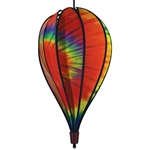 Tie Dye Hot Air Balloon Spinner