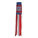"Coast Guard Windsock - 40""L"