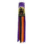 "40"" Fright Night Applique Windsock"