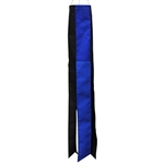 "40"" Thin Blue Line Windsock"