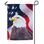 U.S. Eagle Decorative Flag