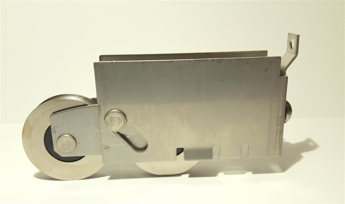 Stainless Steel Sliding Door Tandem Roller Assembly 1 12