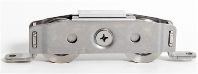 "Wood patio door roller, CR Laurence Prime Line, Slide-co, Truth Hardware, precision 1-7/16"" stainless steel rollers"