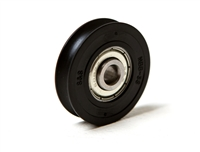 "1-1/2"" Nylon Rollers with Sealed Ball-bearings (2-pack)"