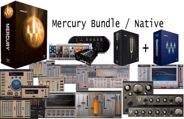 waves mercury bundle review