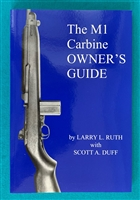 Book The M1 Carbine Owners Guide by Larry Ruth