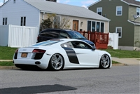Audi R8 2007-2014 with air management options