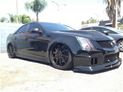 Cadillac CTS 2008-2014 with air management options