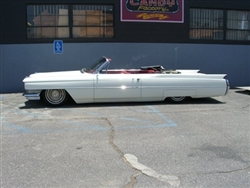 Cadillac Deville 1961-1964 with air management options
