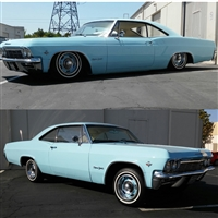 Chevy Impala 1965-1970 with air management options
