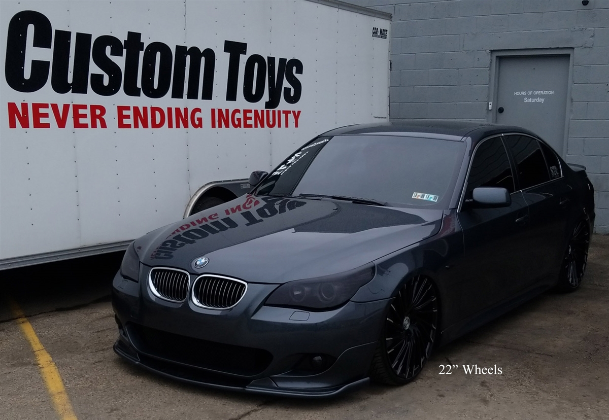 Bmw 5 Series E60 2004 2010 Solution Series Newmaticsinc Com