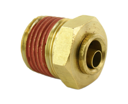 Alkon 3/8 Hose X 1/8 NPT Male Connector