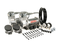 Viair 380C Dual Pewter Compressor