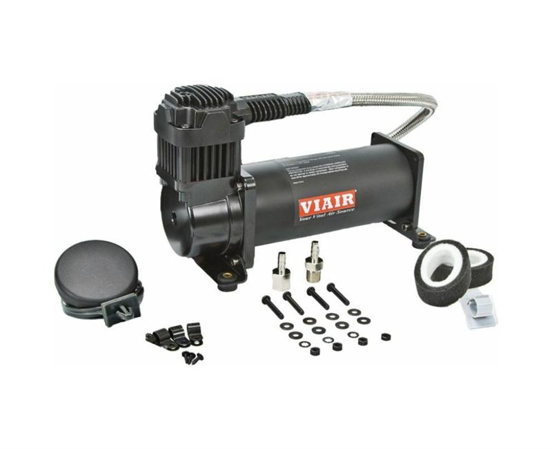 VIAIR 444C Black Single Air Compressor 200 PSI Max