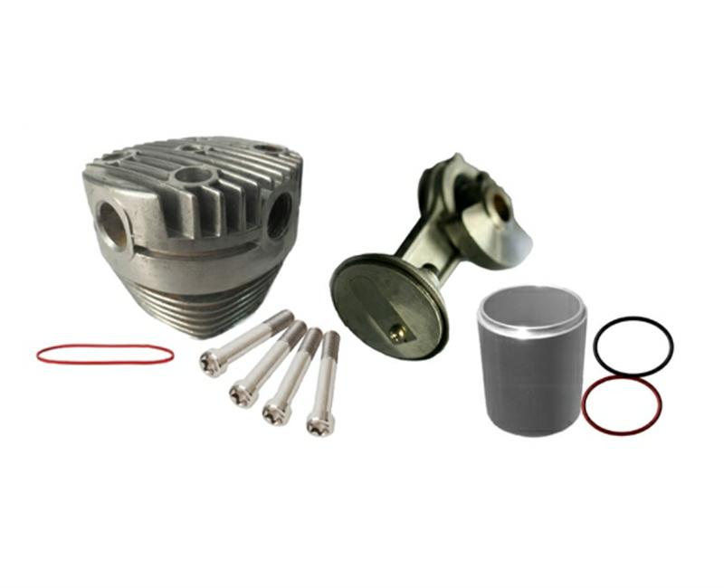 Cylinder Wall /& Head Rebuild Kit Viair 480C Compressor Rod Piston